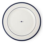 Lexington - Earthenware Dinner Plate Blue