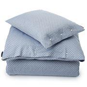 Lexington - Blue Jacquard Pillowcase 65x65cm