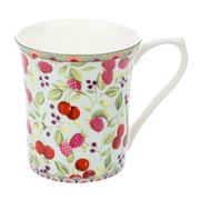 Queens - Classic Summer Chintz Cherry Royal Mug