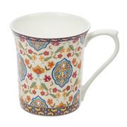 Queens - Indian Silk Persian Mug Kasham