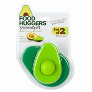 KitchenCraft - Avocado Hugger Set 2pce