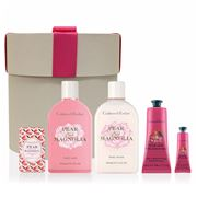 Crabtree & Evelyn - Pear & Pink Magnolia Deluxe Gift Box