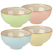 Denby - Deli Rice Bowl Set 4pce