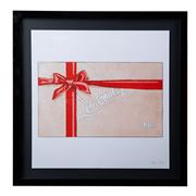 Oliver Gal - Perfect Red Gift  54x54cm
