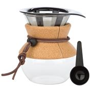 Bodum - Pour Over Cork Grip Coffee Maker 500ml