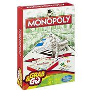 Games - Grab & Go Monopoly