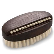 Redecker - Thermowood Oval Nail Brush 9.5cm