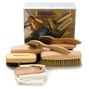 Redecker - Shoe Shine Kit 8pce