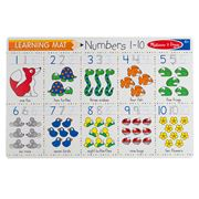 Melissa & Doug - Numbers 1-10 Learning Mat