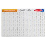 Melissa & Doug - Subtraction Learning Mat