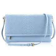 GiGi New York - Carly Hydrangea Convertible Clutch