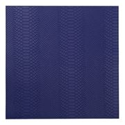 Graphic Image - Blue Python Placemat