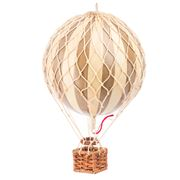 Authentic Models- Christmas Ivory/Gold Balloon Model
