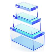 Alexandra von Furstenberg - Voltage Blue Medium Treasure Box