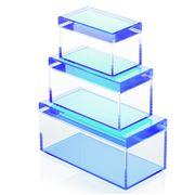 Alexandra von Furstenberg - Voltage Blue Small Treasure Box