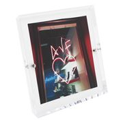 Alexandra von Furstenberg - Voltage Snap White Square Frame