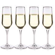Bormioli Rocco - Barossa Champagne Flute Set 4pce