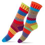 Solmate Socks - Adult Small Cosmos Socks