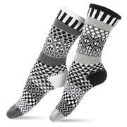 Solmate Socks - Adult Medium Midnight Socks