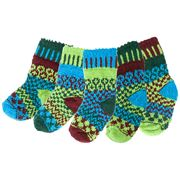 Solmate Socks - June Bug Baby Socks 5pce