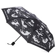Clifton - Deluxe Mini Maxi Umbrella Raining Cats & Dogs