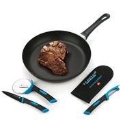 Scanpan - Induction 28cm Frypan w/ Bonus Kitchen Essentials