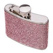 Whitehill - Pink Glitter Flask