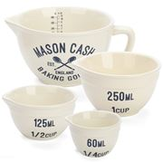 Mason Cash - Varsity Measuring Set 4pce