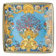 Rosenthal - Versace Les Tresors de la Mer Square Flat Dish