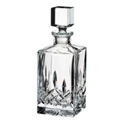 Waterford - Lismore Classic Square Decanter 26cm