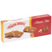 Belgian Butter - Almond Thins Butter Biscuits 100g
