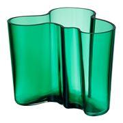 iittala - Aalto Emerald Vase 12cm