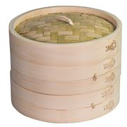 Avanti - Bamboo Steamer Basket 25.5cm