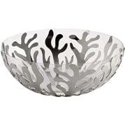 Alessi - Mediterraneo S/S Fruit Bowl w/ Insert 22cm