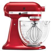 KitchenAid - Platinum KSM170 Candy Apple Stand Mixer