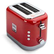 Kenwood - kMix Two Slice Toaster TCX750 Spicy Red