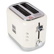 Kenwood - kMix Two Slice Toaster TCX750 Fresh Cream