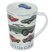 Dunoon - Argyll Classic 1970's Cars Mug