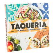 Book - Taqueria:New Style Fun & Friendly Mexican