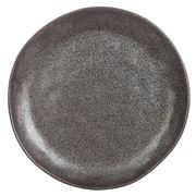 Robert Gordon - Earth Black Dinner Plate