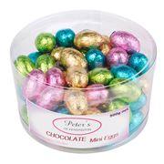 Peter's - Chocolate Mini Egg Half Barrel 500g