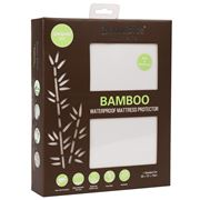 Bubba Blue - Bamboo Cot Mattress Protector