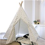 Bubba Blue - Feathers Teepee