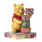 Disney - Word Play Winnie the Pooh Figurine
