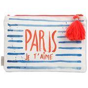 Chic Bazaar - Paris XL Clutch