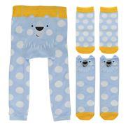 Tippy Toes - Polar Bear Gift Set