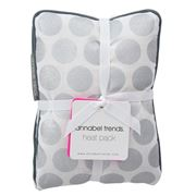 AT - Silver Spot Heat Pillow