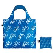 LOQI - Travel Collection Bikes Reusable Shopping Bag