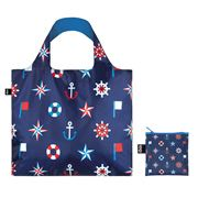 LOQI - Nautical Collection Classic Reusable Shopping Bag