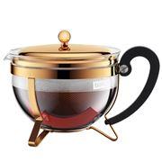 Bodum - Chambord Classic Teapot Gold 1.3L